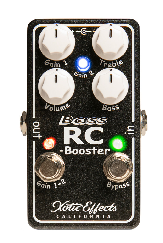 Bass RC Booster V2